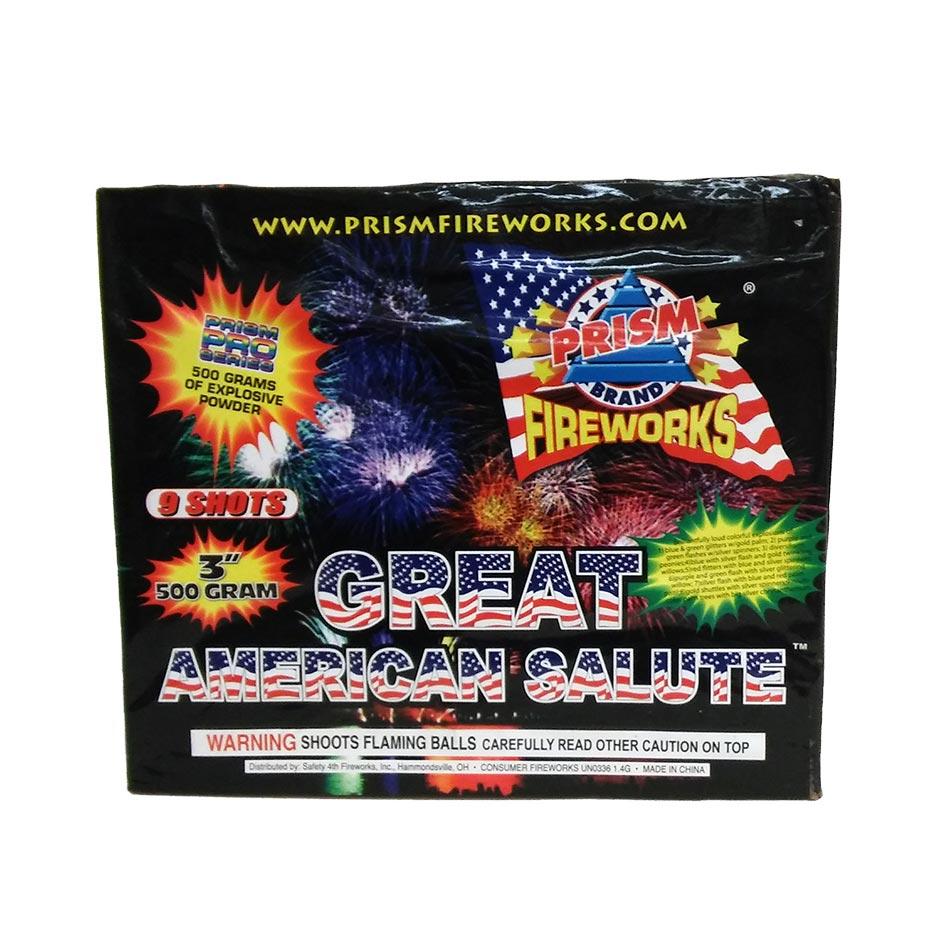 Great American Salute (9-shot)